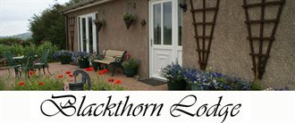 Blackthorn lodge banner