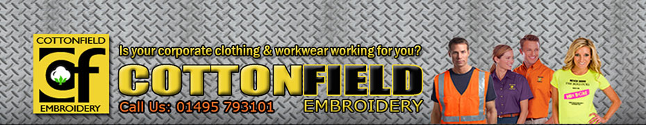 Cottonfield Embroidery & Print