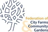Federation of City Farms & Community Gardens Logo