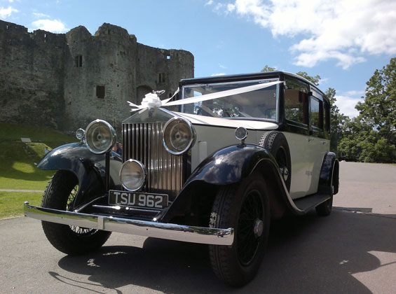 Image of South Wales Wedding Cars