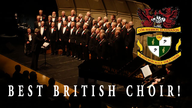 Best British Choir