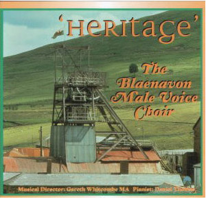 CD Cover - Heritage