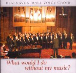 CD Cover - What Would I Do Without My Music?
