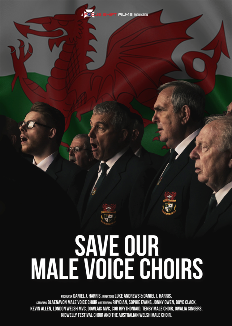 Save Our Choirs Poster