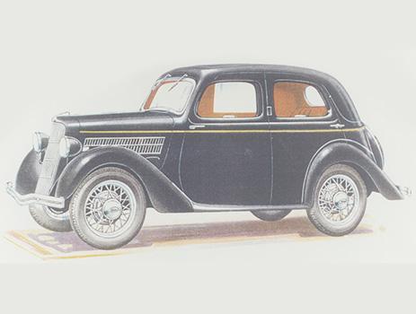 Ford Model C