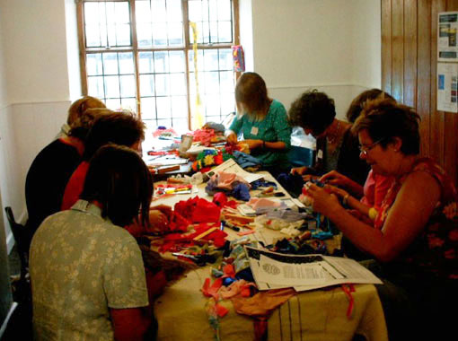 Rag Rugs Workshop