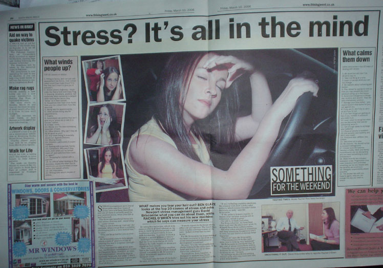Stress? Its All In The Mind