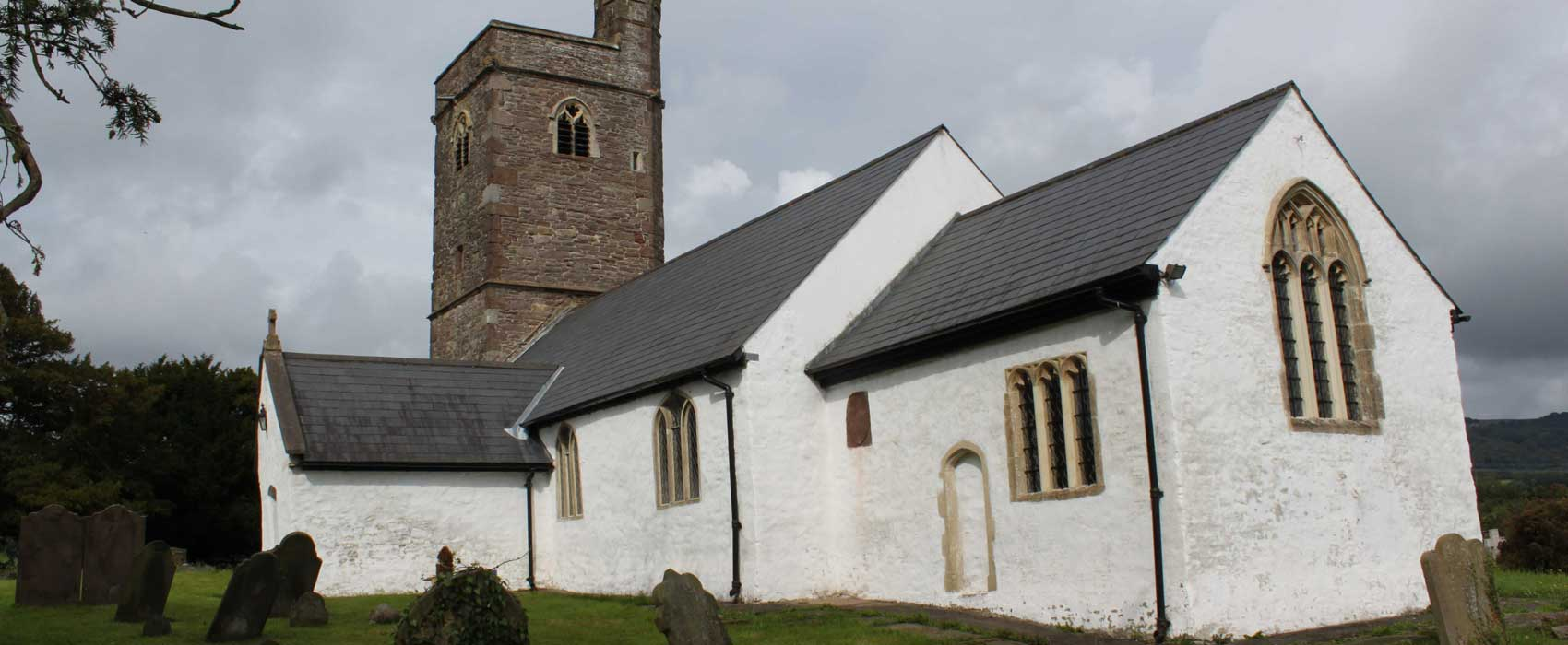 St Peter's Church Henllys