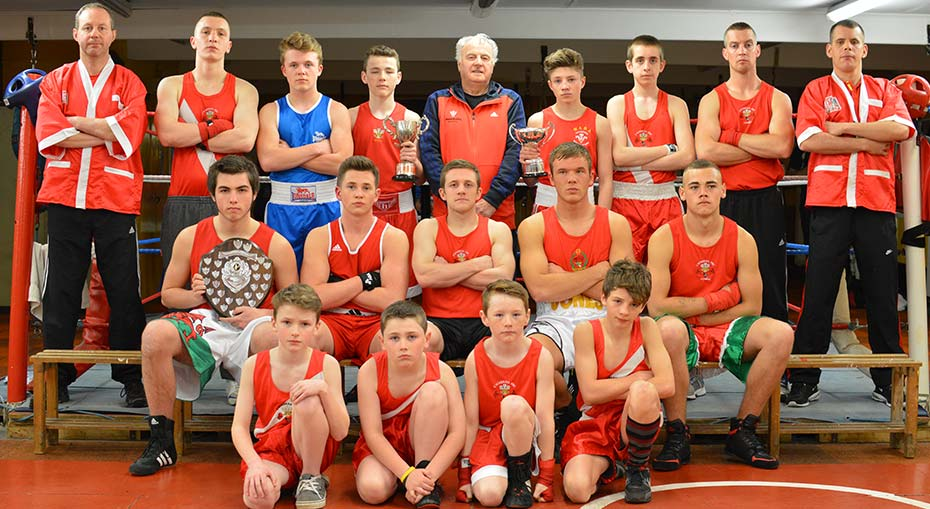 Cwmbran Amateur Boxing Club 2014