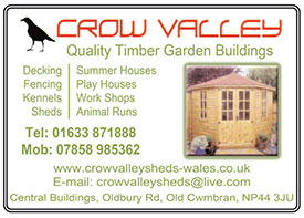 Crow Valley Quality Timber Garden Buildings