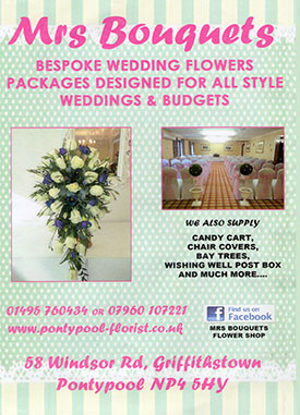 Mrs Bouquets Florists