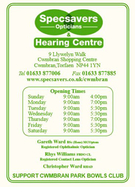 Specsavers Opticians and Hearing Centre