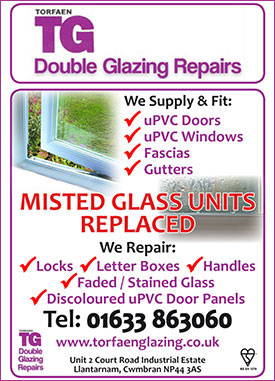 TG Double Glazing Repairs