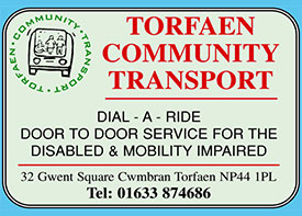 Torfaen Community Transport